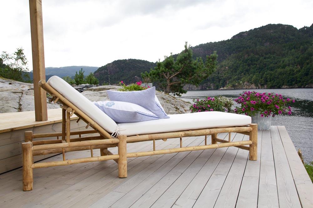 Out-door bamboo furniture