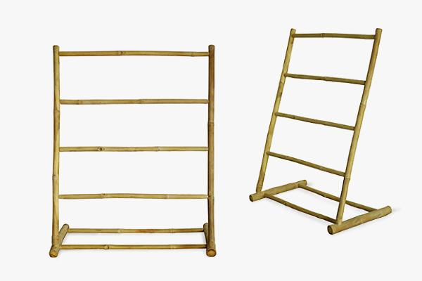 Freestanding towel rack 90 x 40 x 100Hcm
