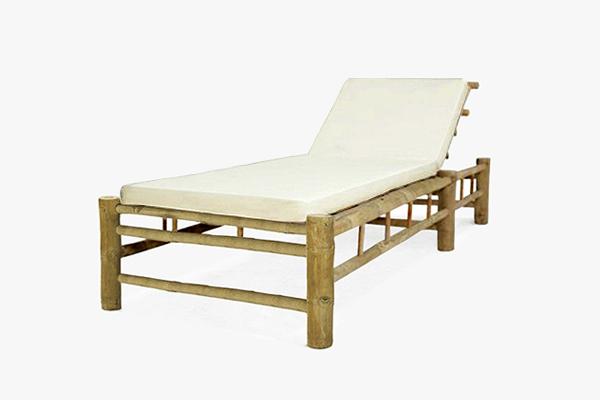 Malaga Sun-lounger 210 x 75 x 35Hcm