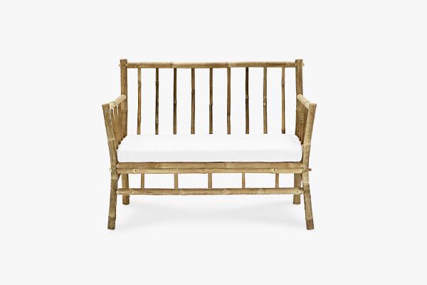 Malaga bench 110 x 55 x 82Hcm