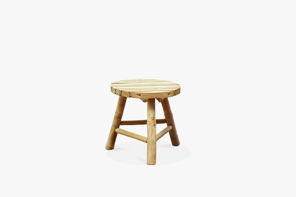 Farmer stool - Ø30x35H