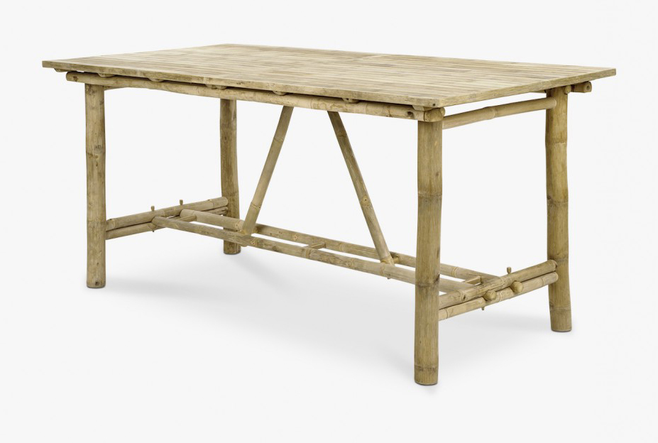 Cottage dining table 170 x 90 x 74Hcm