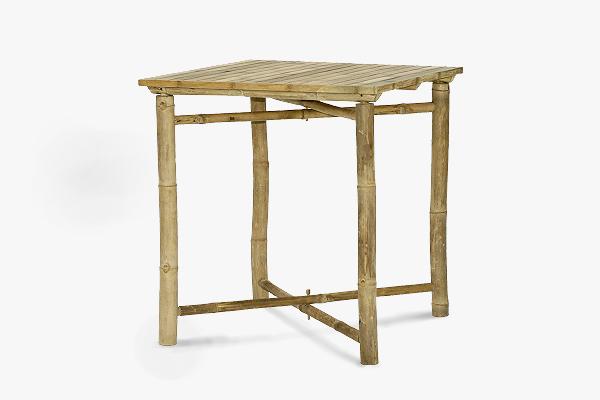 April folding table 90 x 90 x 74Hcm