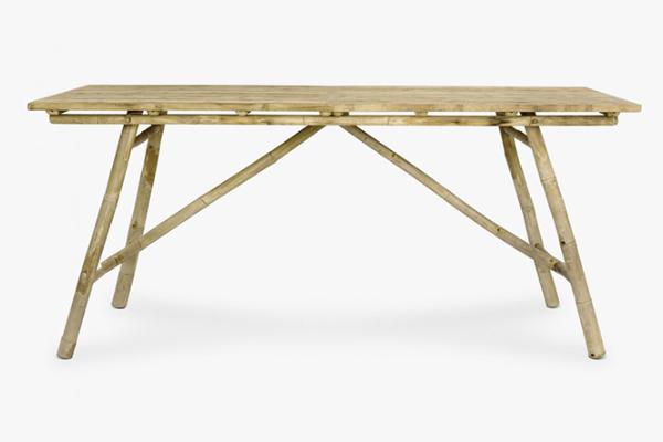 Mikado dining table 170 x 90 x 74Hcm