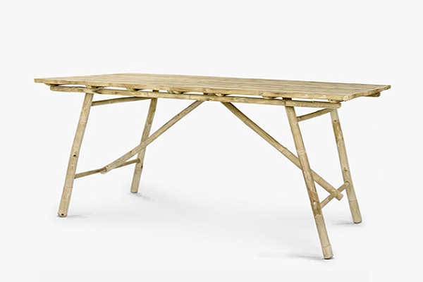 Mikado dining table 170 x 90 x 74Hcm