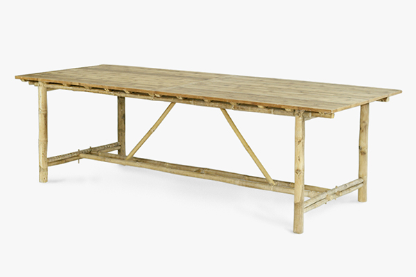 Cottage dining table 300 x 100cm