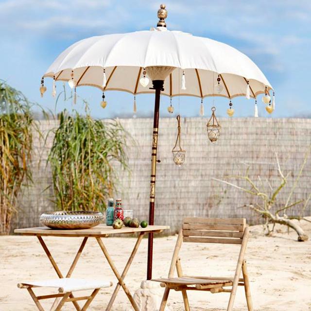 Beach resort furniture